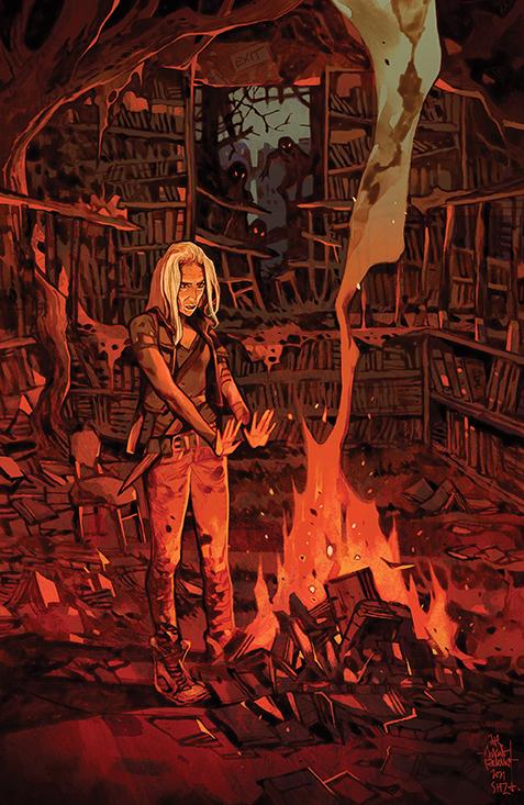 Buffy_LastVampireSlayer_001_Cover_F_Variant BOOM! Studios December 2021 Solicitations