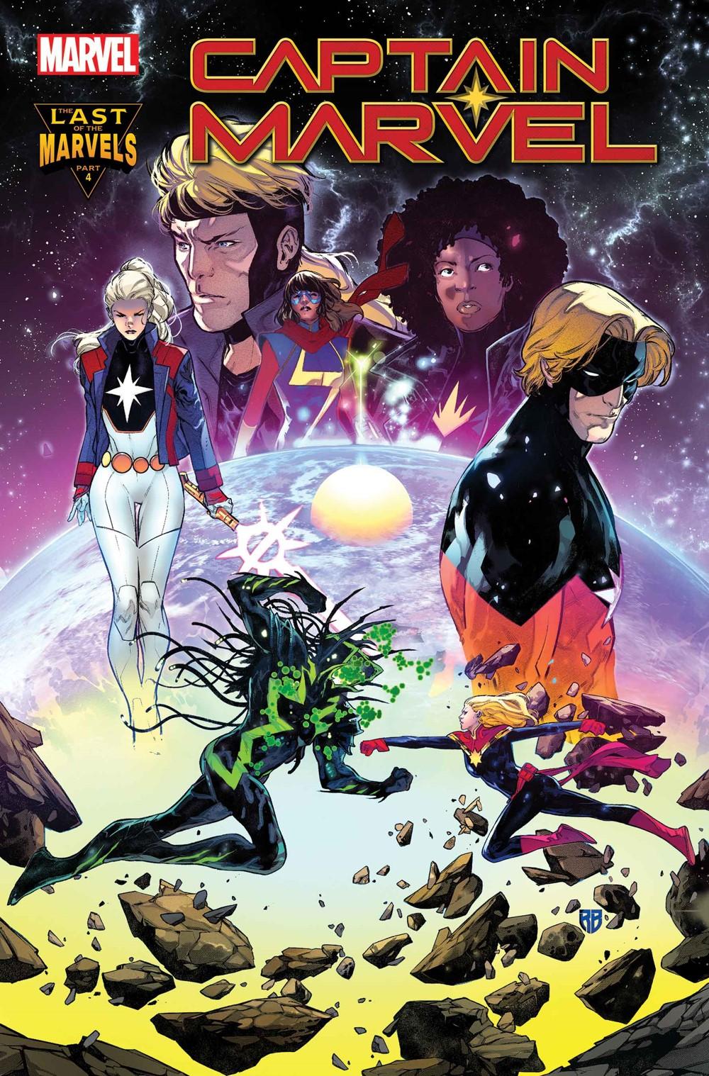 CAPMARV2019035_cvr Marvel Comics December 2021 Solicitations