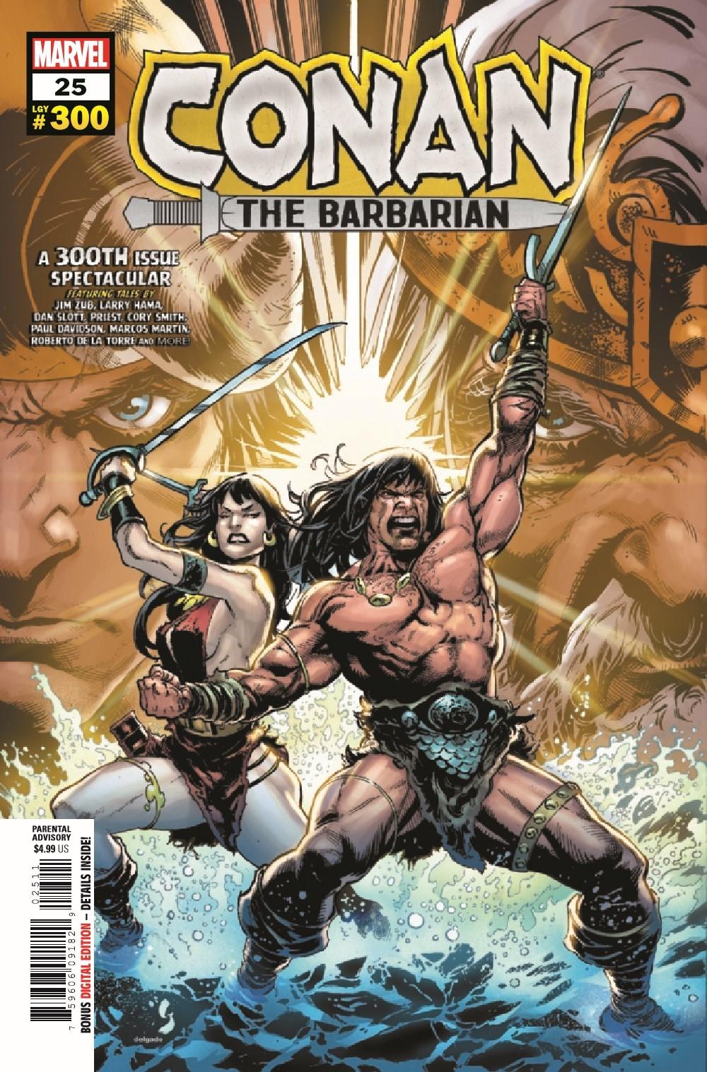 CONANBARB2019025_Preview-1 ComicList Previews: CONAN THE BARBARIAN #25