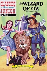 Classics-Illustrated-Junior-535-1-201x300 Comic Trends & Oddballs: Golden Age Goodness