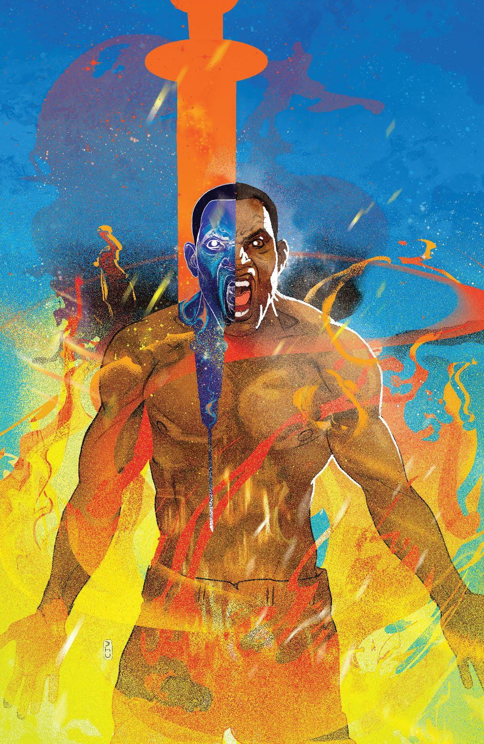 DarkBlood_003_Cover_D_Variant ComicList: BOOM! Studios New Releases for 09/22/2021