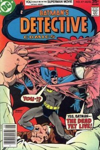Detective-Comics-471-200x300 Dark Knight Artist Marshall Rogers: The Golden Bronze Age