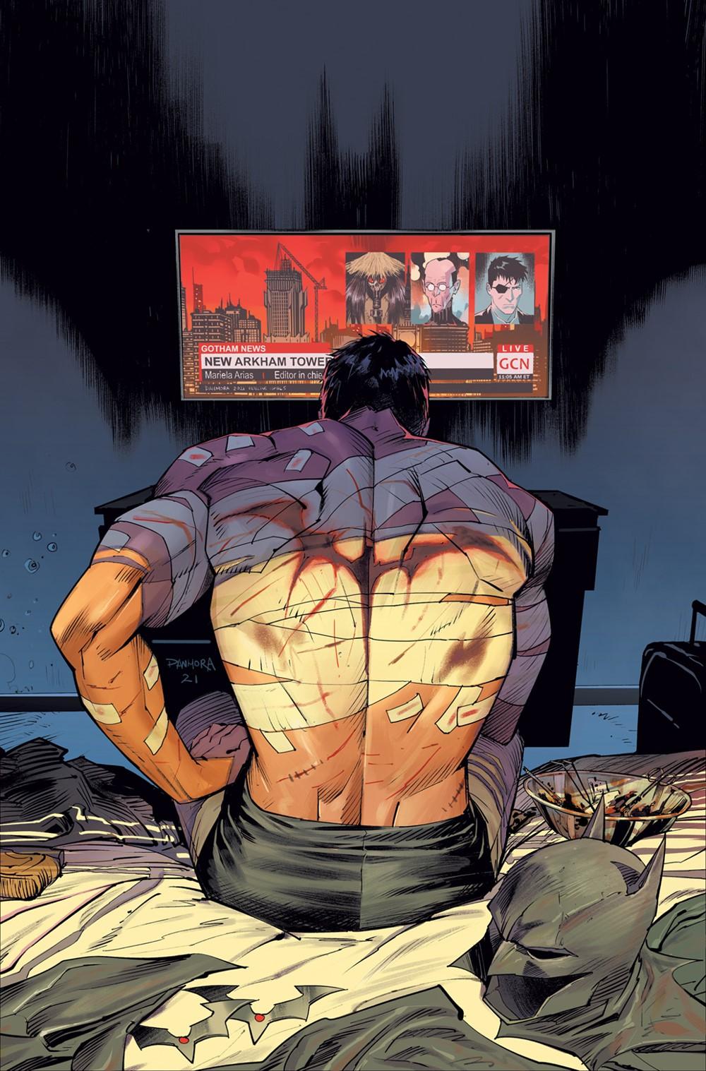 DetectiveComics1046-Main-Cover DC Comics December 2021 Solicitations