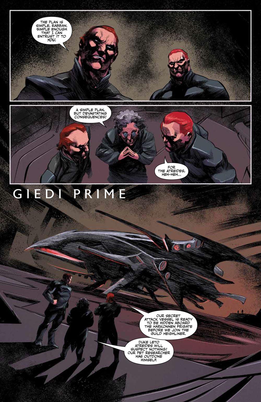 Dune_HouseAtreides_010_PRESS_7 ComicList Previews: DUNE HOUSE ATREIDES #10 (OF 12)