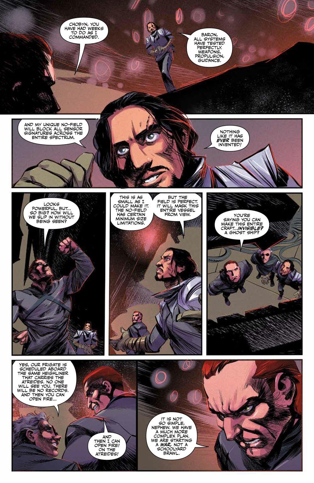Dune_HouseAtreides_010_PRESS_8 ComicList Previews: DUNE HOUSE ATREIDES #10 (OF 12)