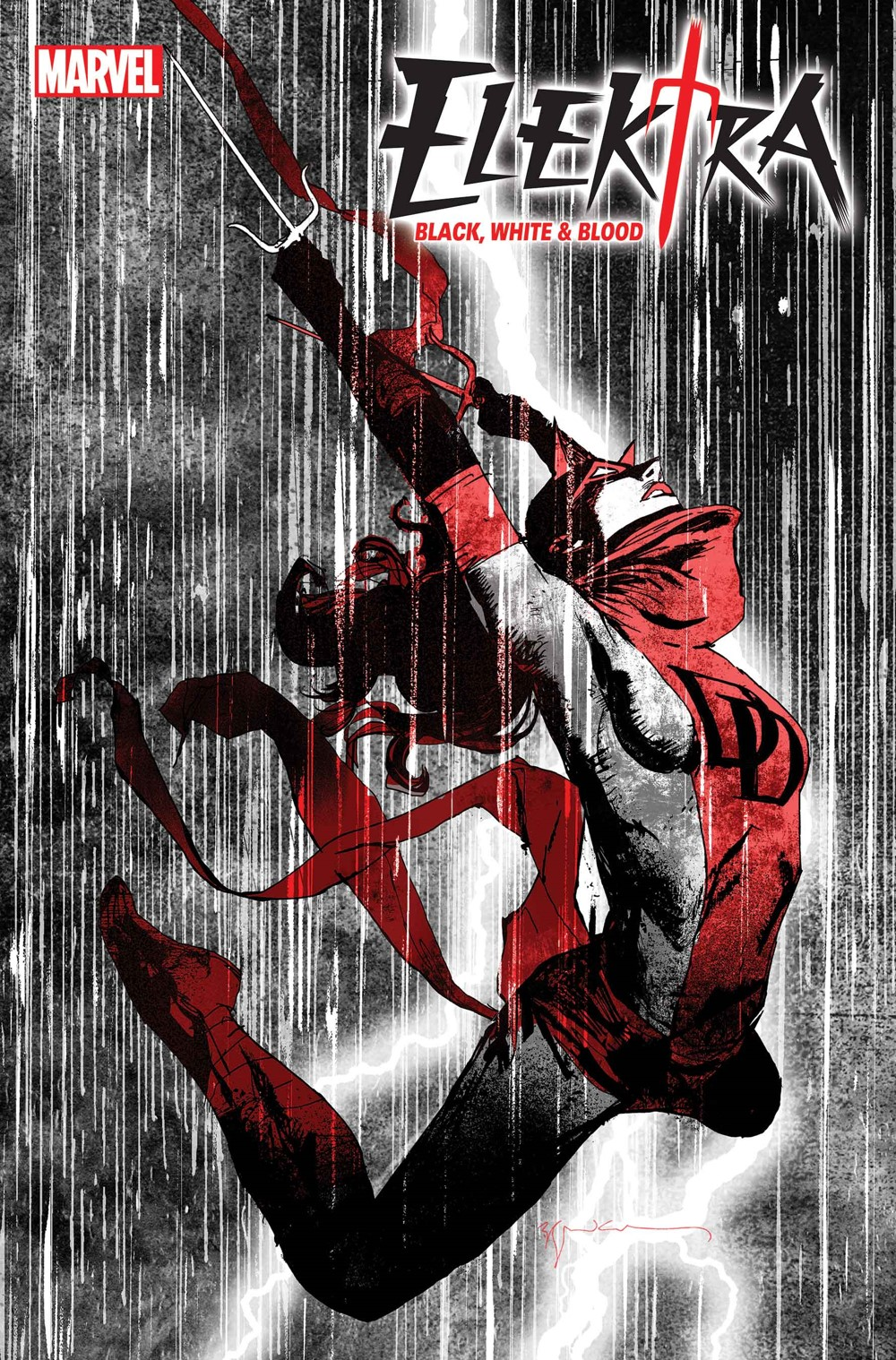 ELEKTRABLKWHBL001_SIENKIEWICZ Marvel Comics December 2021 Solicitations