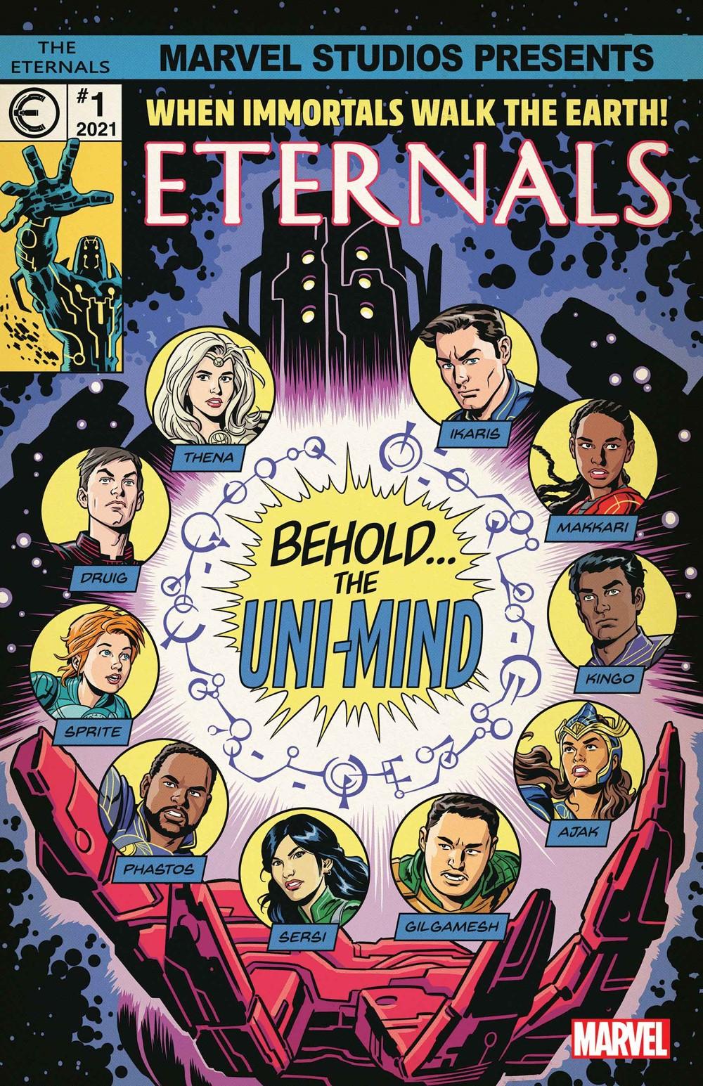 ETRNLS2021008_WAHL_MCU_VAR Marvel Comics December 2021 Solicitations