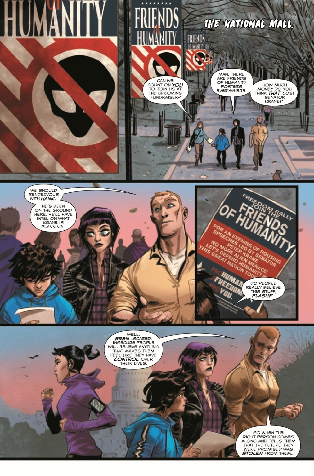 EXTCARNAG2021001_Preview-4 ComicList Previews: EXTREME CARNAGE AGONY #1