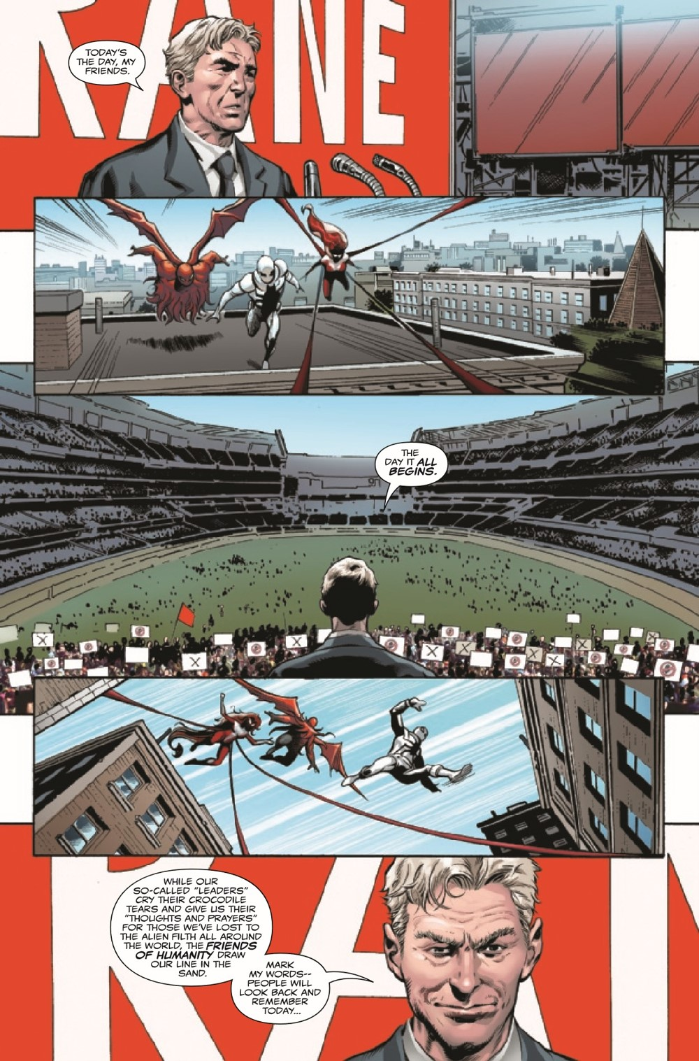 EXTCARNO2021001_Preview-3 ComicList Previews: EXTREME CARNAGE OMEGA #1