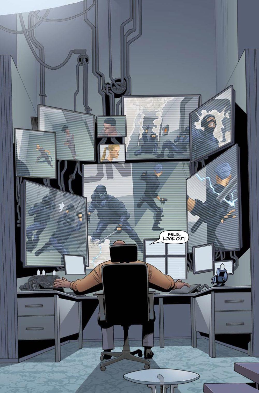 ExtraOrdinary-4-Page-1 ComicList Previews: EXTRAORDINARY #4