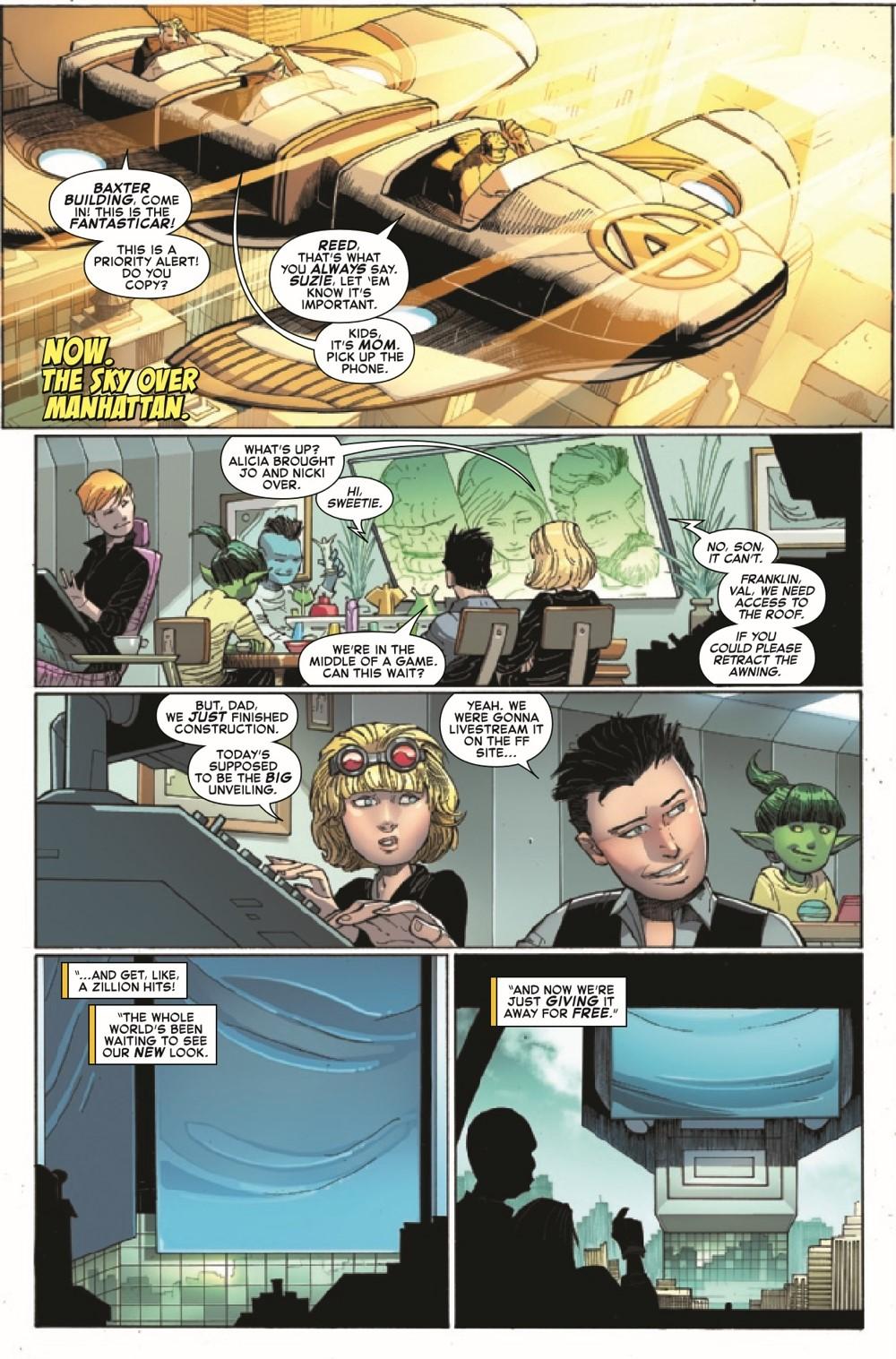 FF2018035_Preview-4 ComicList Previews: FANTASTIC FOUR #35