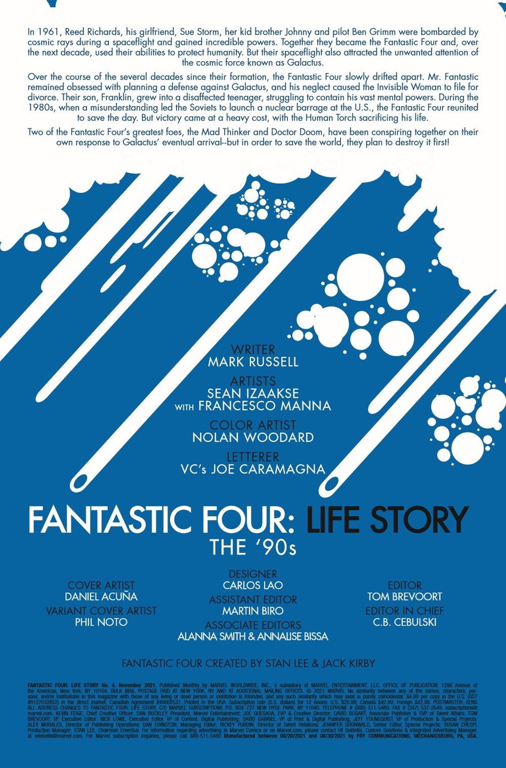 FFLIFESTORY2019004_Preview-2 ComicList Previews: FANTASTIC FOUR LIFE STORY #4 (OF 6)