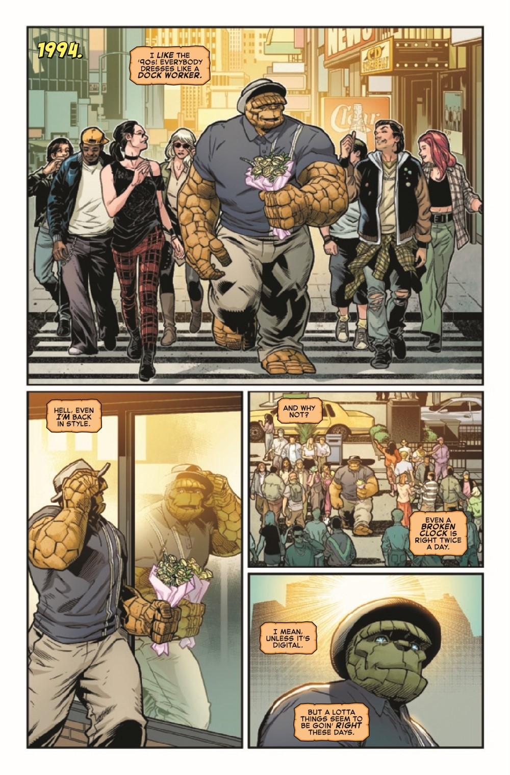 FFLIFESTORY2019004_Preview-3 ComicList Previews: FANTASTIC FOUR LIFE STORY #4 (OF 6)