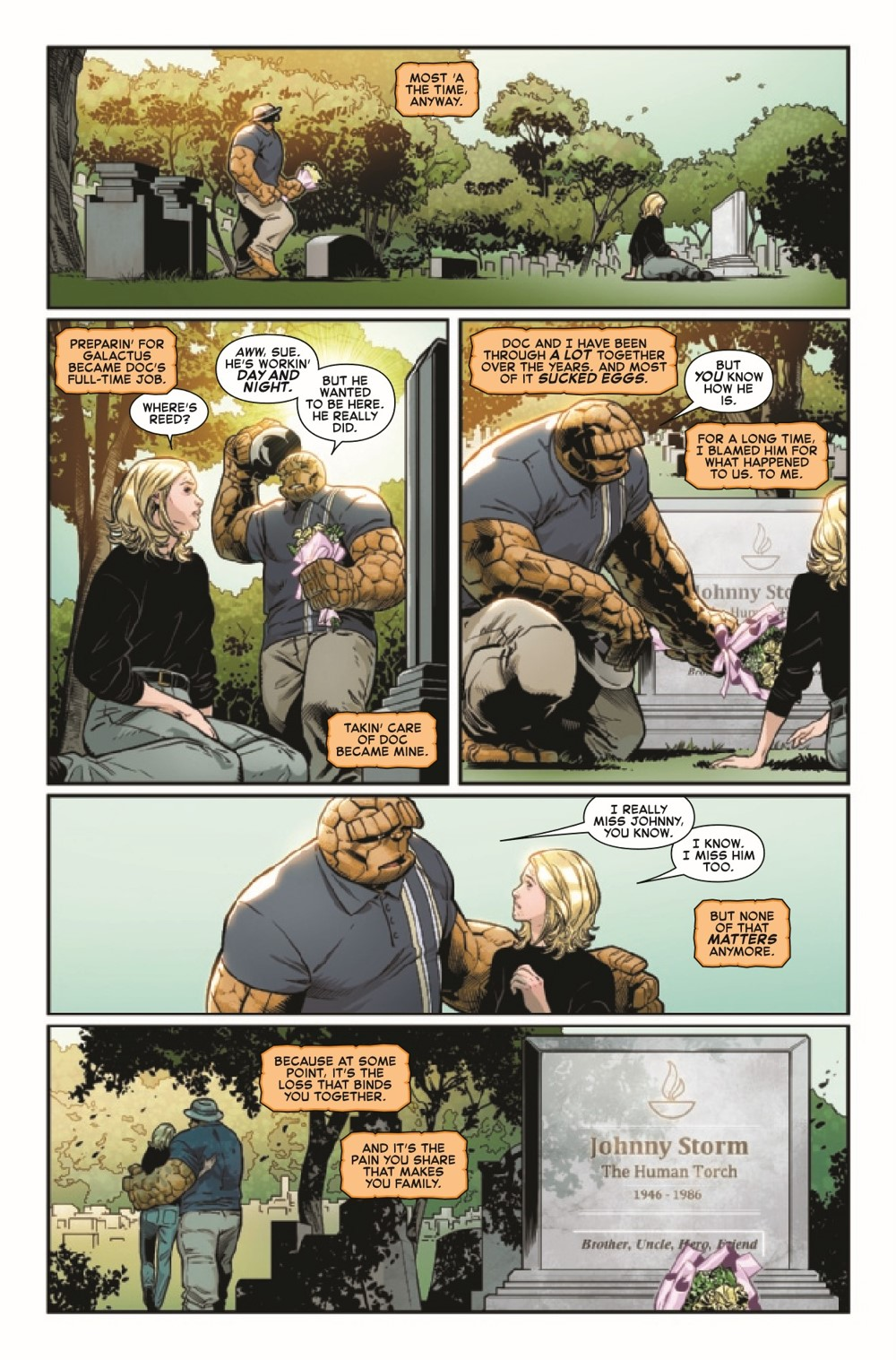 FFLIFESTORY2019004_Preview-5 ComicList Previews: FANTASTIC FOUR LIFE STORY #4 (OF 6)