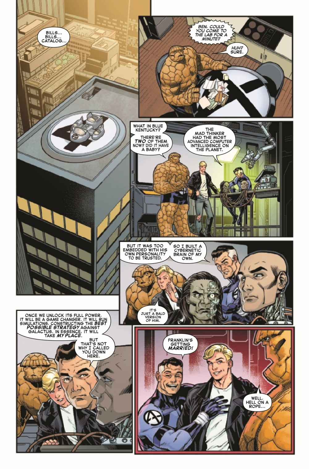 FFLIFESTORY2019004_Preview-6 ComicList Previews: FANTASTIC FOUR LIFE STORY #4 (OF 6)