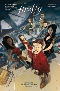 Firefly_ReturnToEarth_v1_HC_Cover-198x300 ComicList Previews: FIREFLY RETURN TO THE EARTH THAT WAS VOLUME 1 HC