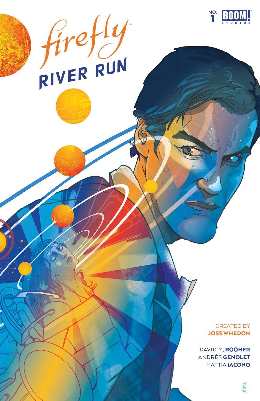 Firefly_RiverRun_001_Cover_A_Main ComicList Previews: FIREFLY RIVER RUN #1