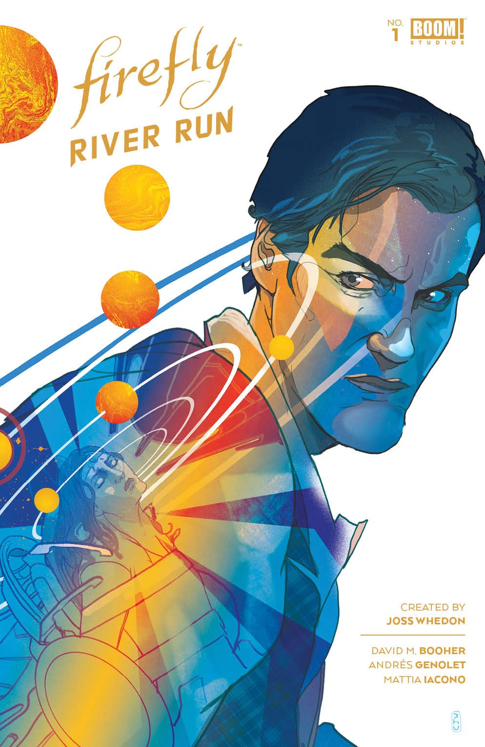 Firefly_RiverRun_001_Cover_C1_Variant ComicList Previews: FIREFLY RIVER RUN #1
