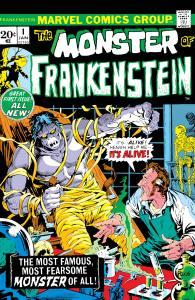 Frank-1-195x300 The 1970s Horror Comic Boom - Part 1
