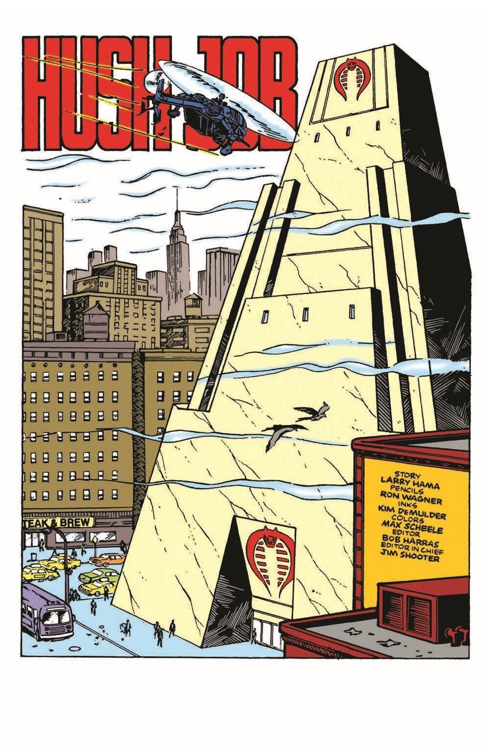 GIJoeRAH_Yearbook03-pr-3 ComicList Previews: G.I. JOE A REAL AMERICAN HERO YEARBOOK #3