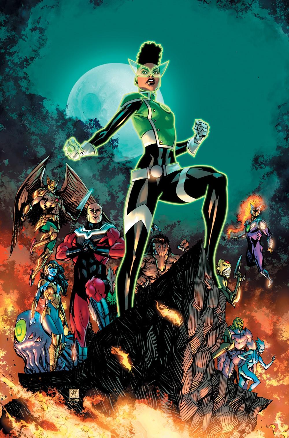 GL_Cv9 DC Comics December 2021 Solicitations