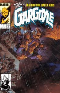 Gargoyle-1-1985-195x300 Trending Comics & Oddballs: Bernie Wrightson and Ka-Zar