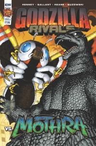 Godzilla_Rivals_2_Cover_A-198x300 ComicList Previews: GODZILLA RIVALS VS MOTHRA #1