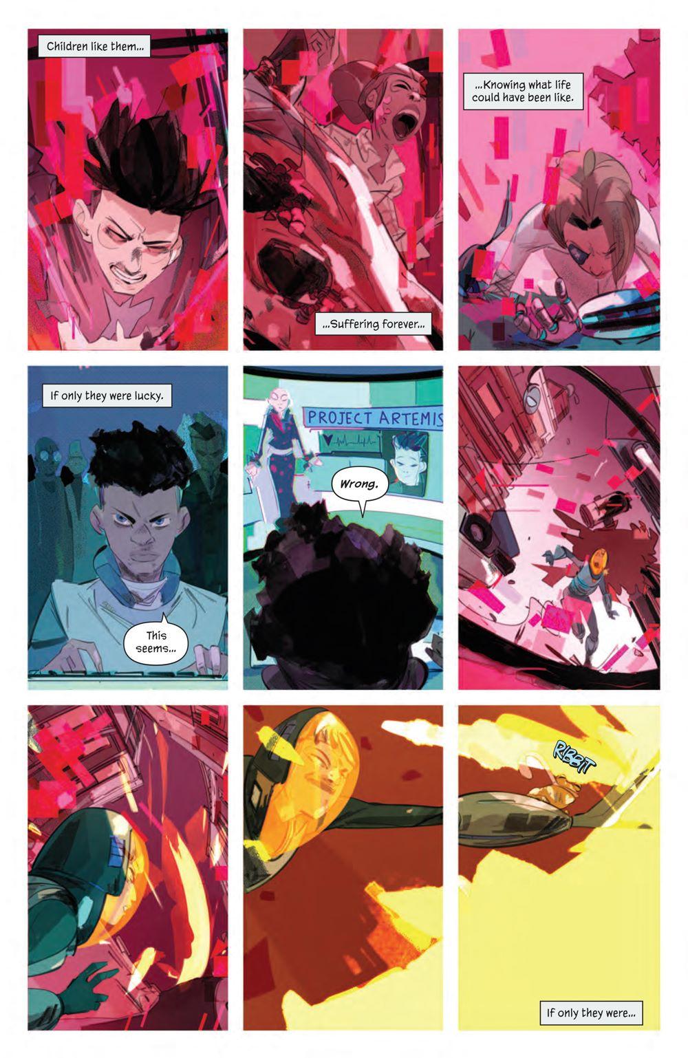 GoodLuck_004_PRESS_3 ComicList Previews: GOOD LUCK #4 (OF 5)