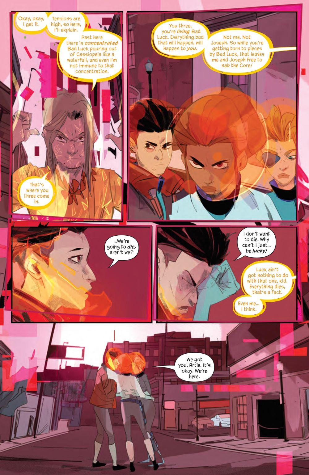 GoodLuck_004_PRESS_7 ComicList Previews: GOOD LUCK #4 (OF 5)