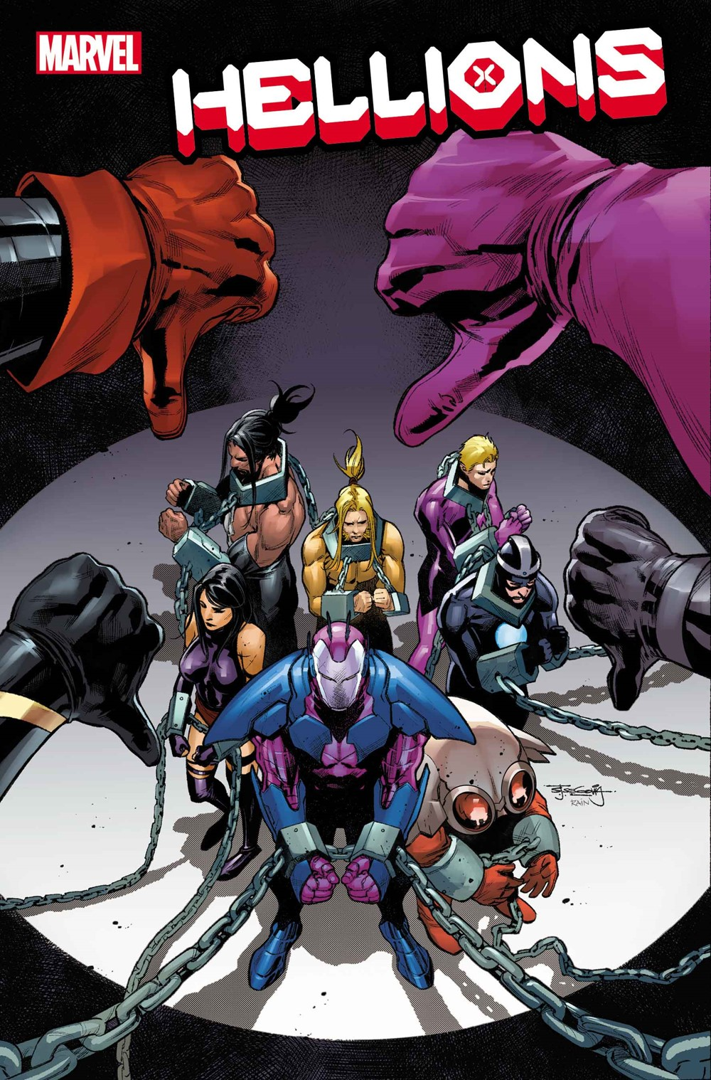 HELLIONS2020018-1 Marvel Comics December 2021 Solicitations