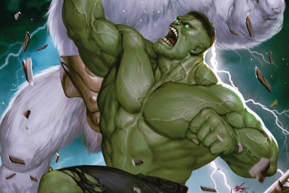 HULK2018050_Moments_InHyuk-Lee The greatest moments of IMMORTAL HULK are captured on covers