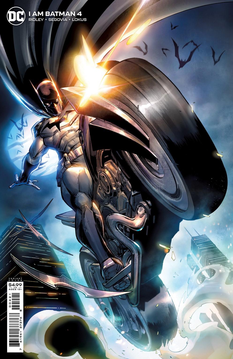 IAMBM_Cv4_var DC Comics December 2021 Solicitations