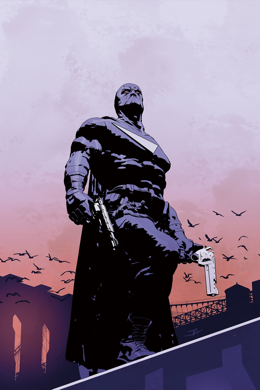 ICON_i1_FC_variant Dark Horse Comics December 2021 Solicitations