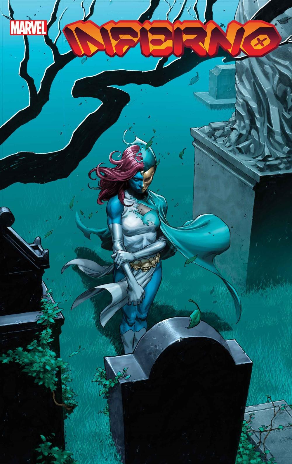 INFERNO2021004_col-1 Marvel Comics December 2021 Solicitations