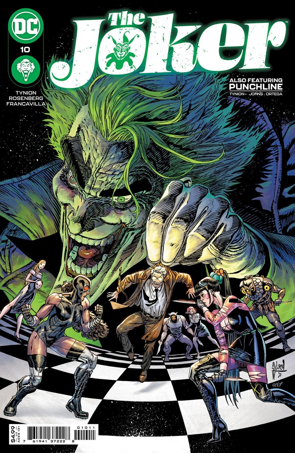 JKR_Cv10 DC Comics December 2021 Solicitations