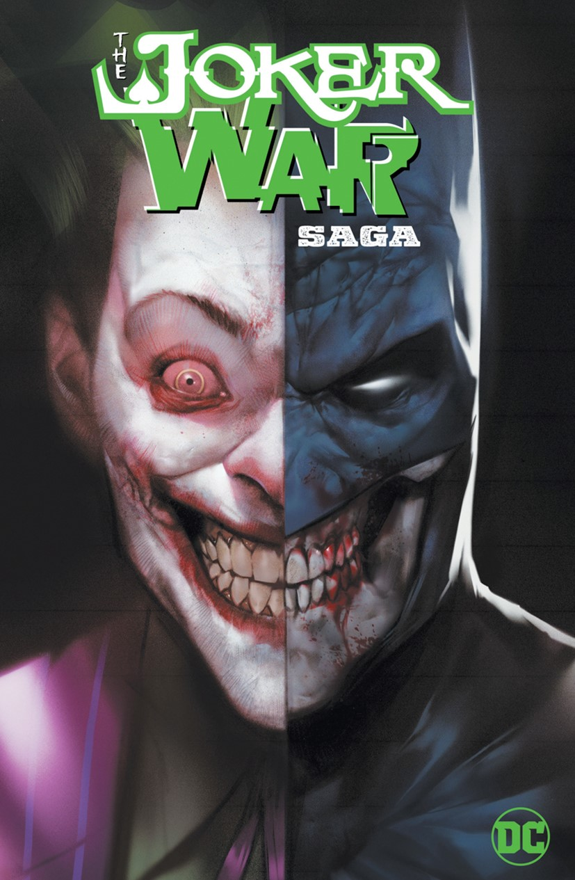 Joker-War-Saga DC Comics December 2021 Solicitations