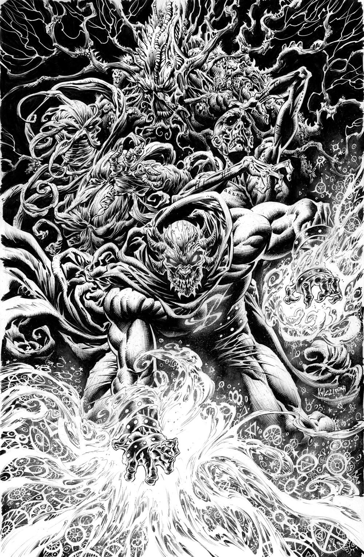 Justice-League-Incarnate-Cv2-variant-hotz DC Comics December 2021 Solicitations