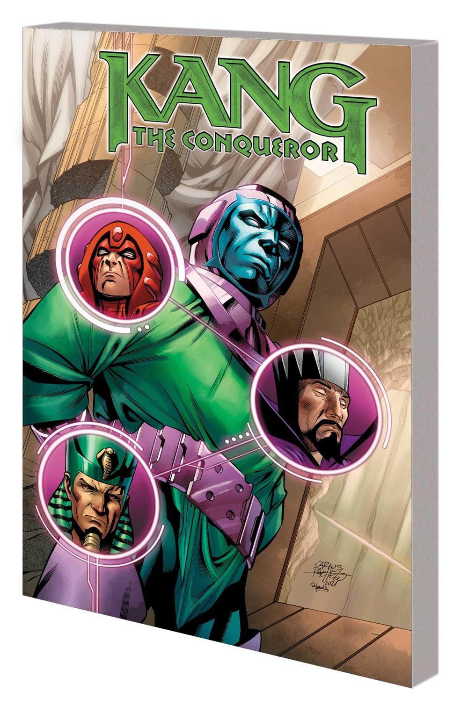 KANGCONQUEROR_TPB Marvel Comics December 2021 Solicitations