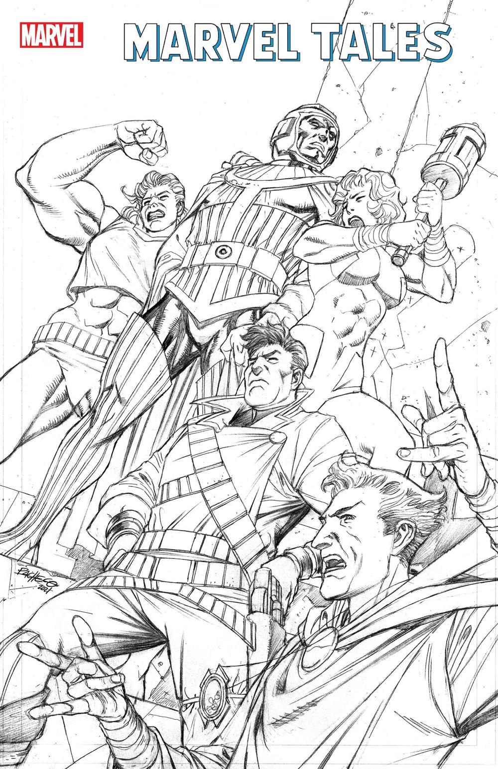LAST_AVENGERS_MT Marvel Comics December 2021 Solicitations