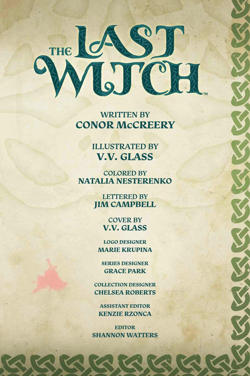 LastWitch_SC_PRESS_5 ComicList Previews: THE LAST WITCH FEAR AND FIRE GN