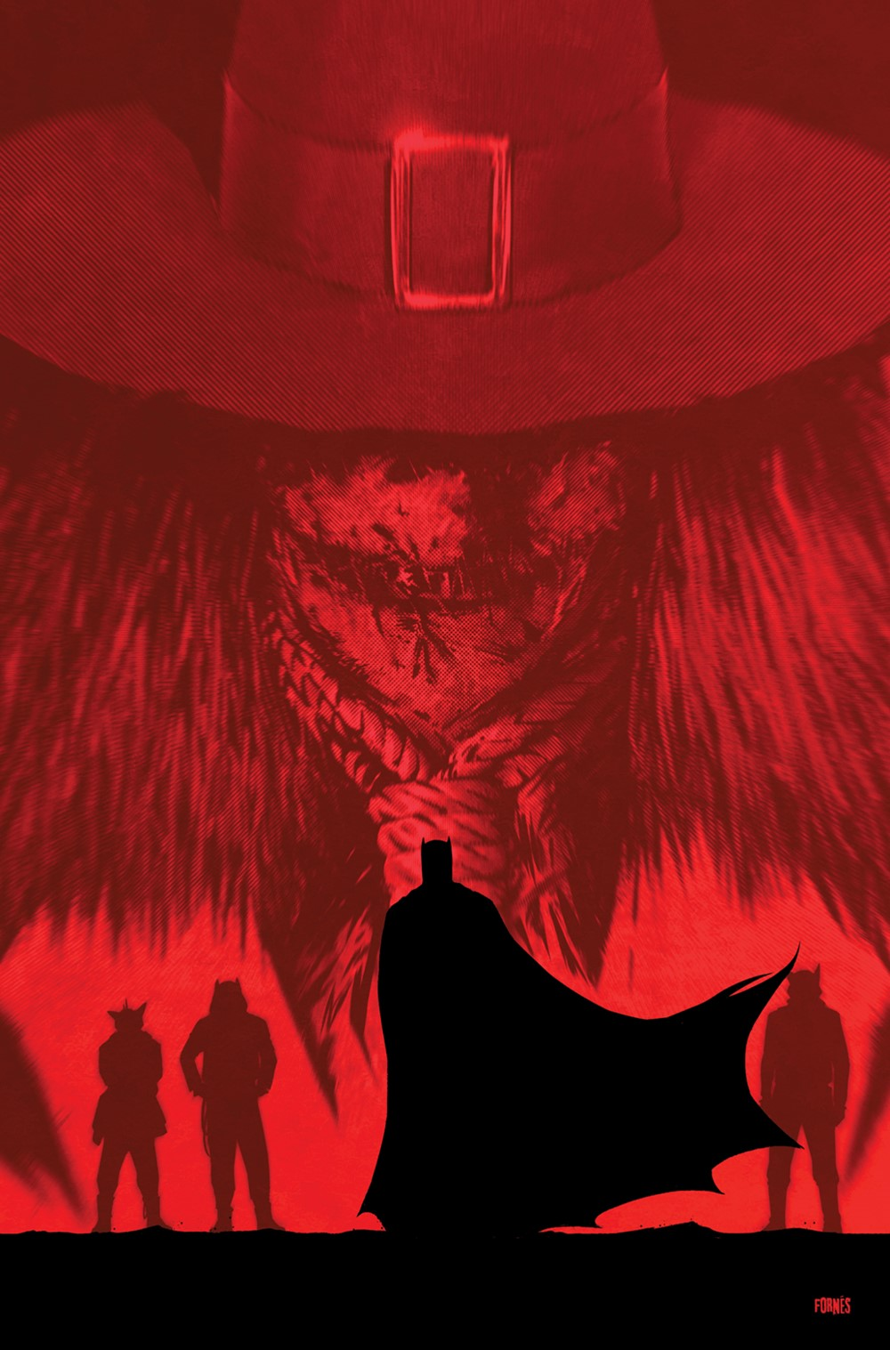 Legends-of-the-Dark-Knight-Cv8-1-in-25-variant-cover DC Comics December 2021 Solicitations