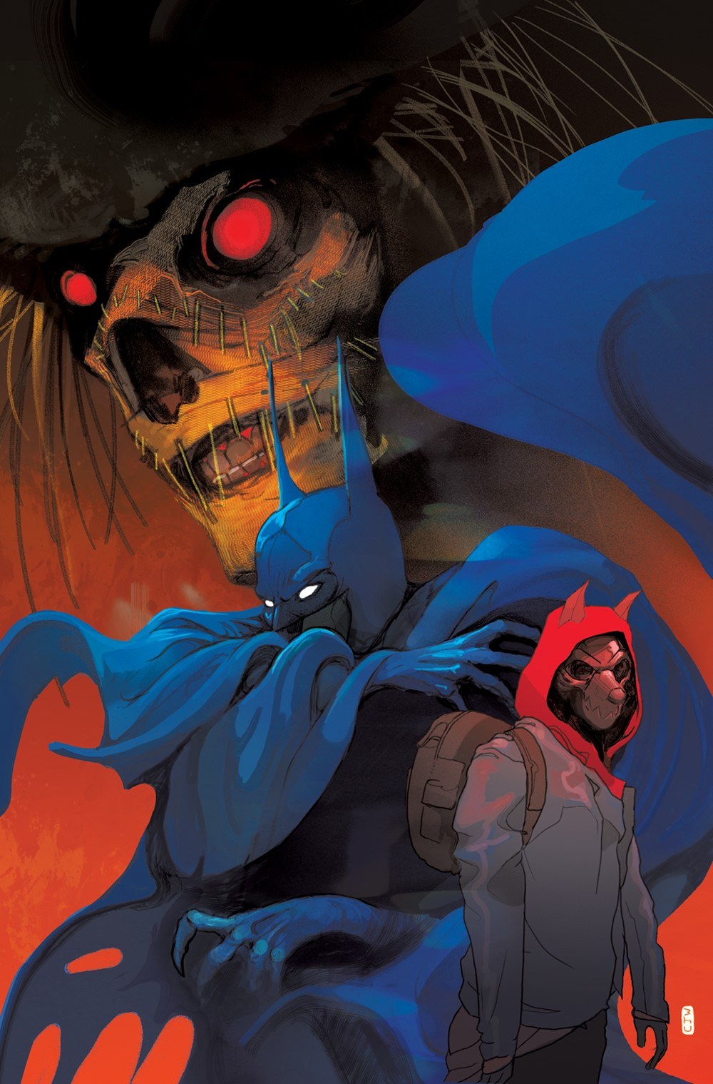 Legends-of-the-Dark-Knight-Cv8-Open-To-Order-Variant DC Comics December 2021 Solicitations