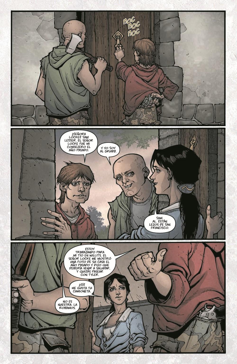 LockeandKey_TPB_pr-5 ComicList Previews: LOCKE AND KEY VOLUME 1 BIENVENIDOS A LOVECRAFT TP