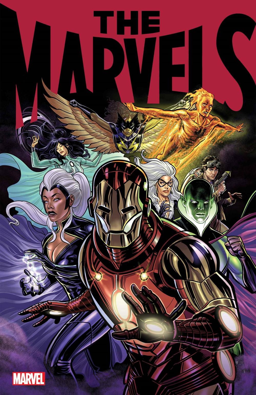 MAR2021007_Dewey_Var Marvel Comics December 2021 Solicitations