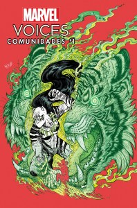 MARVOICESCOM2021001_Wolf_var-198x300 All six MARVEL'S VOICES: COMUNIDADES #1 variant covers released