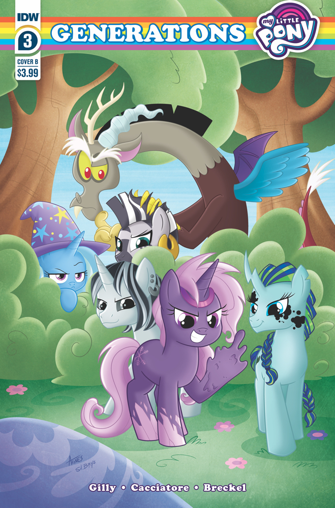 MLP_Gen03-coverB IDW Publishing December 2021 Solicitations