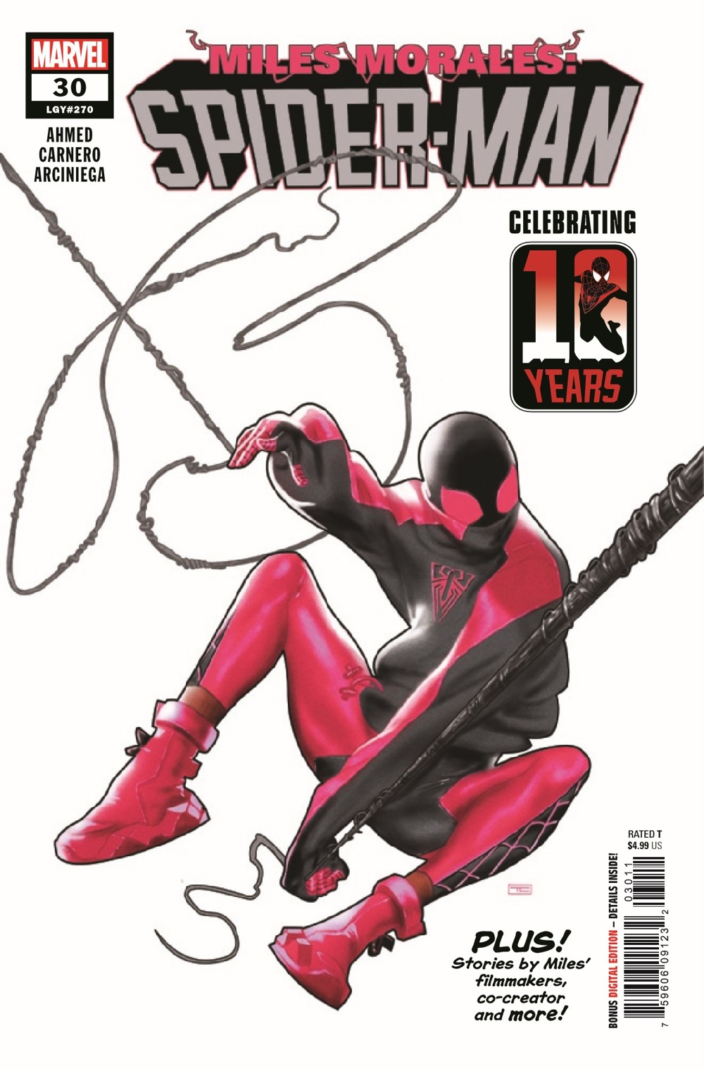 MMSM2018030_Preview-1 ComicList Previews: MILES MORALES SPIDER-MAN #30