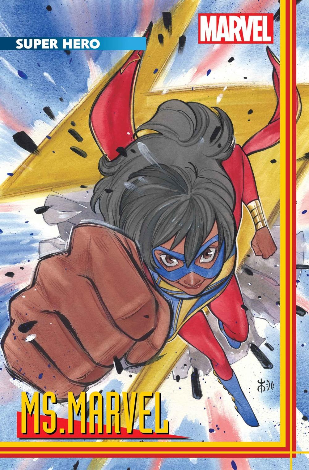 MSMARV2021001_Momoko Marvel Comics December 2021 Solicitations