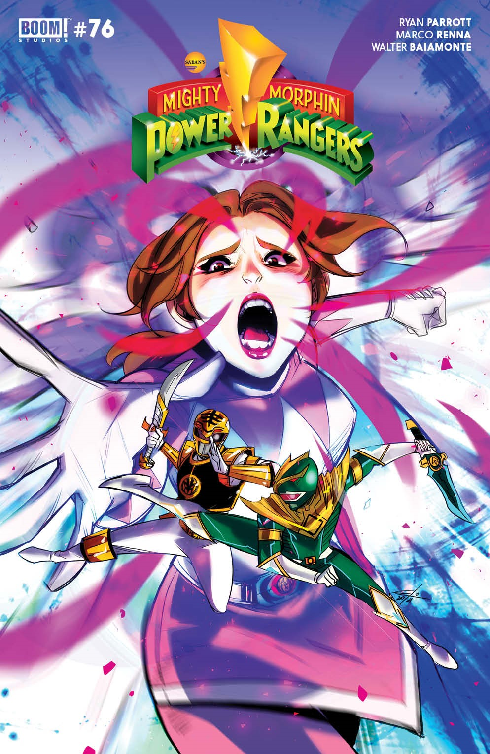 MightyMorphin_011_Cover_B_Legacy_Variant ComicList Previews: MIGHTY MORPHIN #11