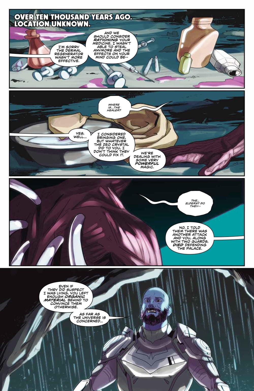 MightyMorphin_011_PRESS_3 ComicList Previews: MIGHTY MORPHIN #11